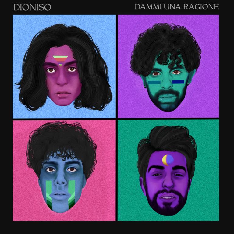 """I Dionisio in radio con """"Dammi una ragione"""""""