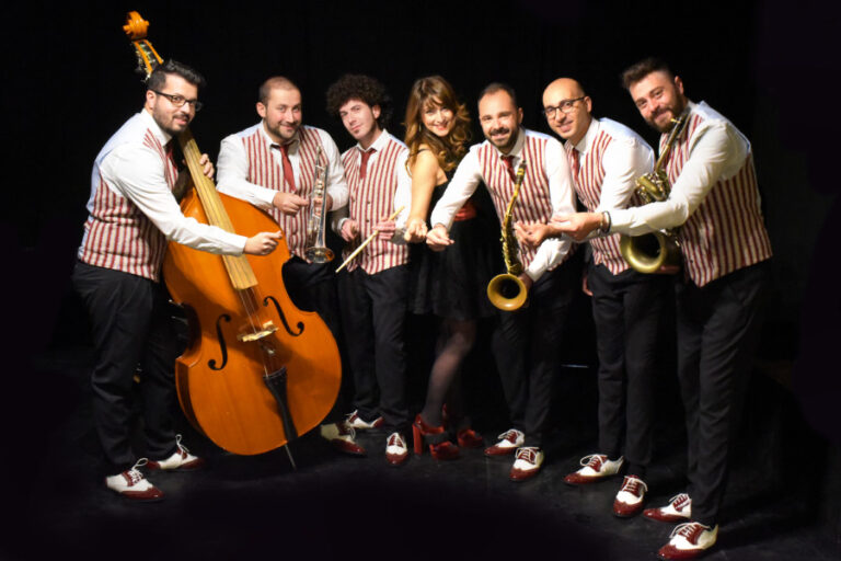 Sanremo Rock 2020: Saxobar Swing&Soul Orchestra in finale