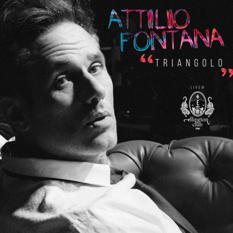 """Attilio Fontana, da oggi in digitale """"Sessioni Segrete"""" nuovo album acustico, con cover di Triangolo di Renato Zero"""