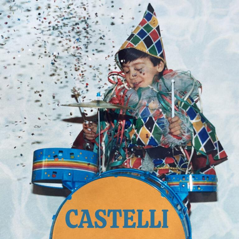 Disponibile dal 18 giugno l'omonimo EP d'esordio di Castelli