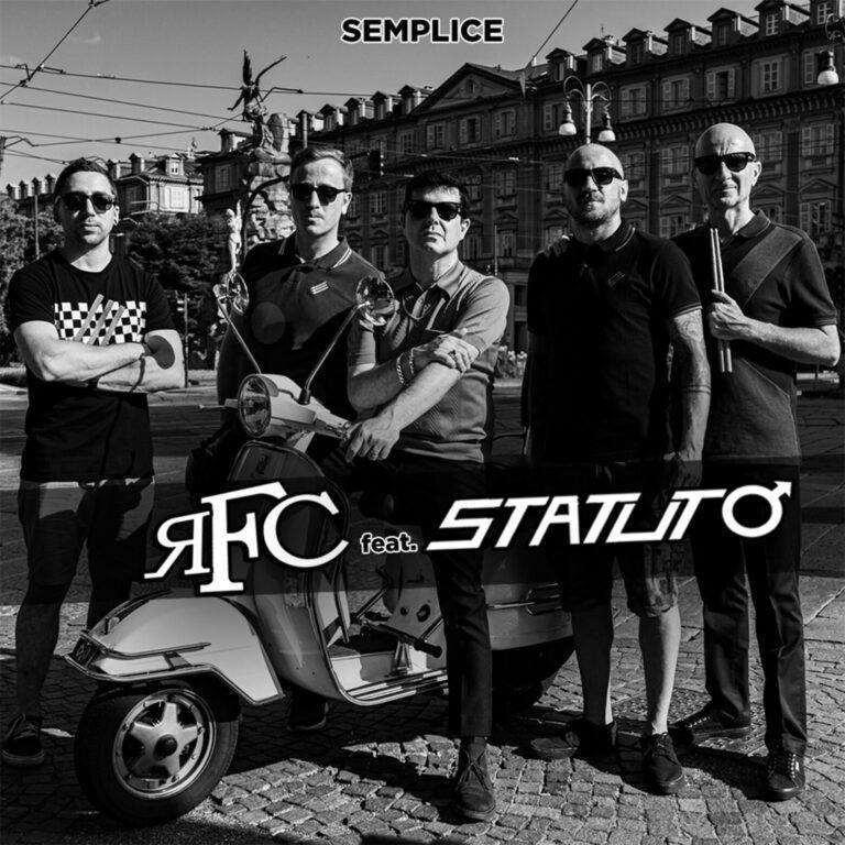 """Maninalto! presenta:  RFC Feat. STATUTO """"SEMPLICE""""  Nuovo Singolo e Videoclip"""